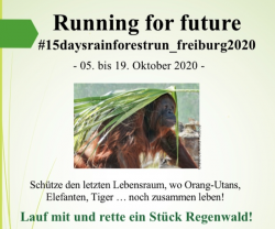 Running for future